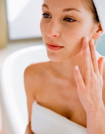 Blanquear la piel por la sosa