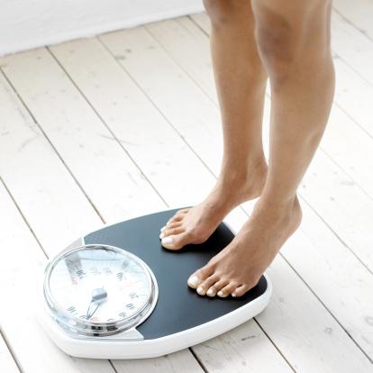 Perdida de peso post
